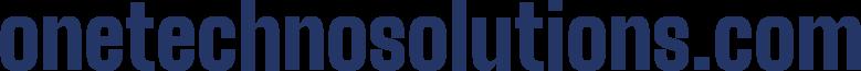onetechnosolutions.com